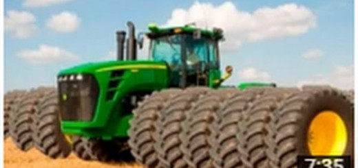 Amazing modern machines biggest tractor ever agriculture ...